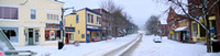 Downtown Shelburne Falls winter 06