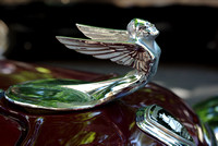 Antique Car Hood Ornaments - Photos by Phil Billitz